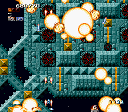 Space Megaforce - Level  -  - User Screenshot