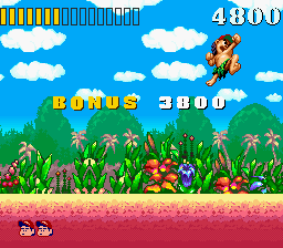 Super Adventure Island - Level  -  - User Screenshot