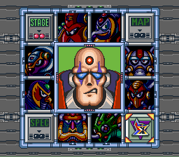 Mega Man X - Part 2 - User Screenshot