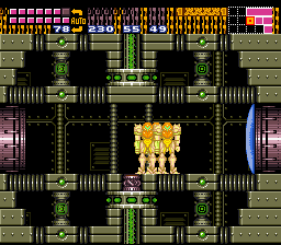 Super Metroid - Do THe wAvE. - User Screenshot