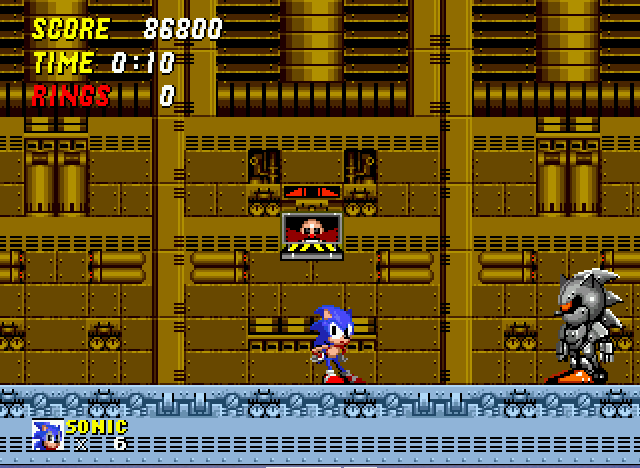 Sonic the Hedgehog 2 - Can You Believe This Guy? - User Screenshot