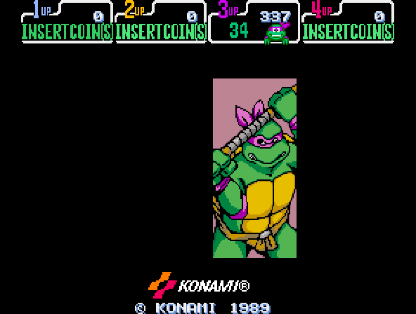 Donatello -Misc score: - User Screenshot