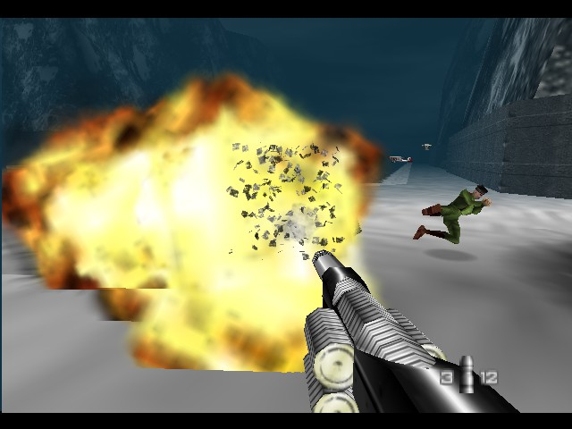GoldenEye 007 -  - User Screenshot