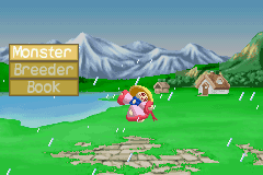 Monster Rancher Advance 2 - Character Select  - Suzurin Koki. So Cute - User Screenshot