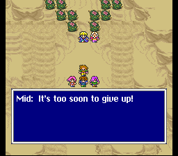 Final Fantasy V - al: galuf did you bite me galuf: mabey - User Screenshot