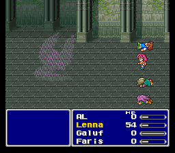 Final Fantasy V - THAT WAS HARD - User Screenshot