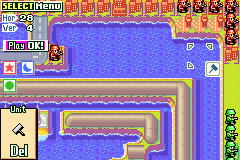 Advance Wars 2 - Black Hole Rising - Red base- Vizzed islands - User Screenshot