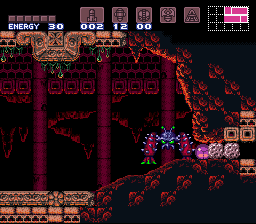 Super Metroid - F**K!!! - User Screenshot