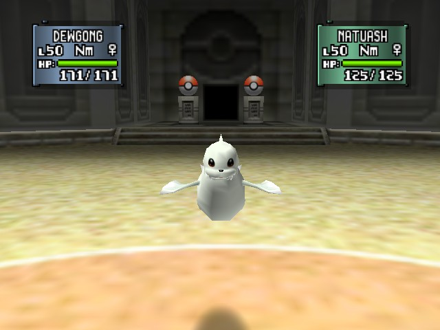 Pokemon Stadium 2 - FLYING DEWGONG?! - User Screenshot