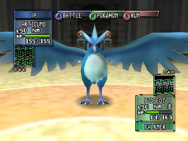 Pokemon Stadium 2 - Yes student, shine with great proudness! - User Screenshot
