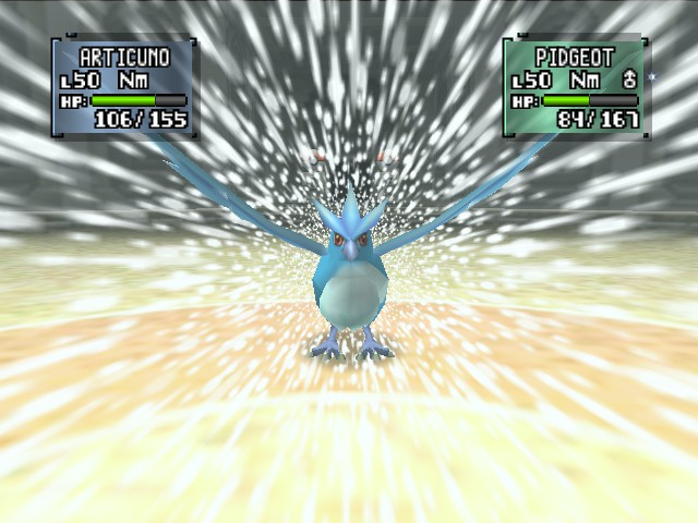Pokemon Stadium 2 - YES! AS THE GREAT BLIZZARD BLOWS, STUDENT! - User Screenshot