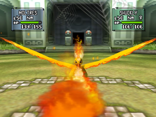 Pokemon Stadium 2 - POW! - User Screenshot