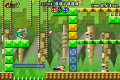 Mario vs. Donkey Kong - i died and landed here - User Screenshot
