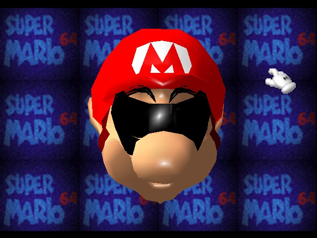 Super Mario 64 - Cool, Young Mario. - User Screenshot