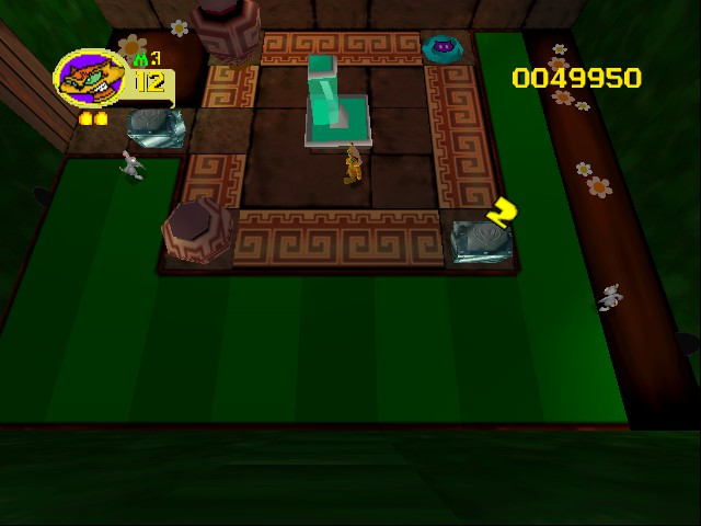 Rat Attack - Location Fountain of Fun - The third level of Garden - User Screenshot