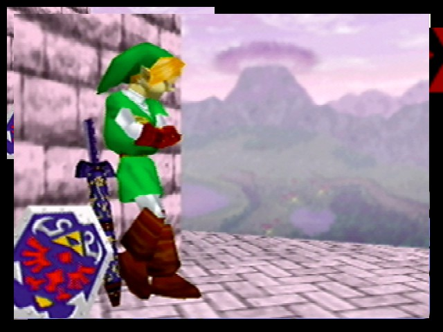 Super Smash Bros. - Ending  - Finish with Link - User Screenshot