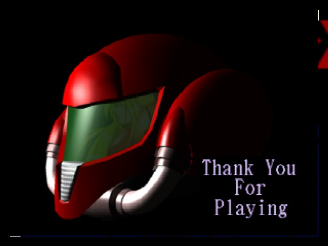 Super Smash Bros. - Ending  - Finish with Samus - User Screenshot