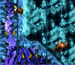 Donkey Kong Country - Donkey Kong Country Glitch 3 - User Screenshot
