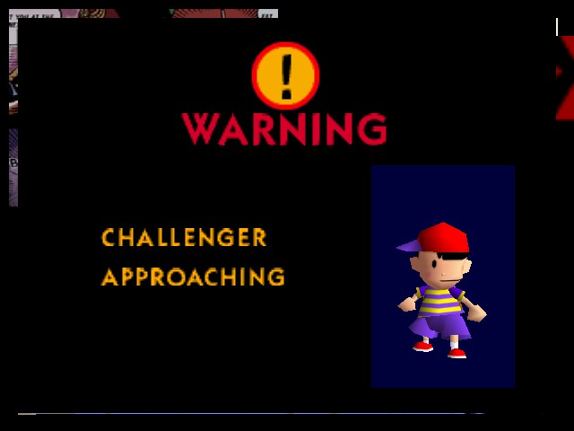 Super Smash Bros. - Misc  - finally i fight ness - User Screenshot
