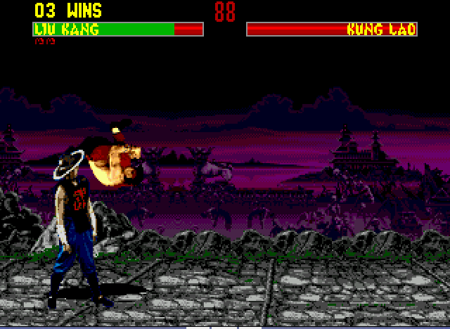 Mortal Kombat 2 -  - User Screenshot