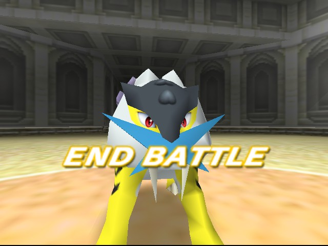 Pokemon Stadium 2 -  - User Screenshot