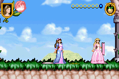 Barbie - The Princess and the Pauper - Level  - First Level - User Screenshot