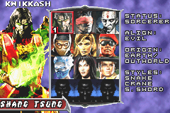 Quan Chi (Mortal Kombat) - Video Game Character Profile - Vizzed