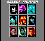 Mortal Kombat 4 - Character Select  - Characters to choose from - User Screenshot