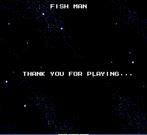 Mega Man - The Wily Wars - I Did Not Fight Fish Man. - User Screenshot