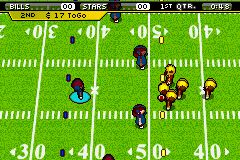 Backyard Football -  - User Screenshot