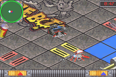 BattleBots - Design & Destroy - Battle  -  - User Screenshot