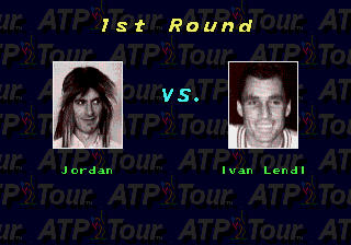 ATP Tour Championship Tennis - Misc  - The funniest thing you will see all day  - User Screenshot