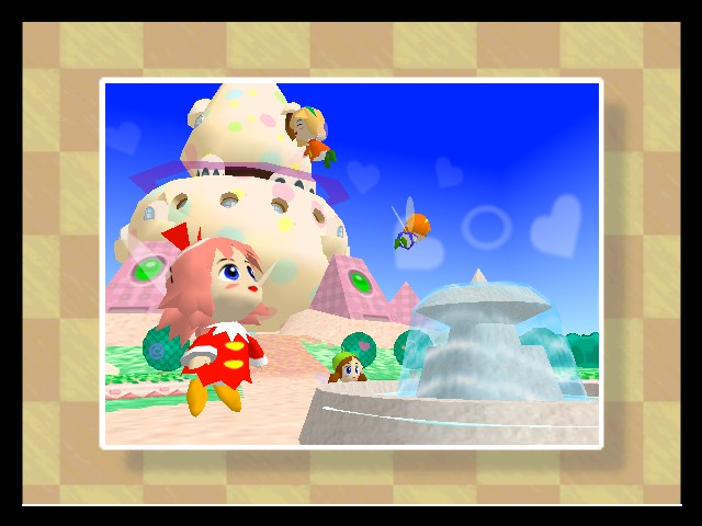 Kirby 64 - The Crystal Shards - Introduction  -  - User Screenshot
