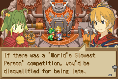 Summon Night - Swordcraft Story 2 - Oh, burn! - User Screenshot