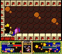 Kirby Super Star - SLAM!!! - User Screenshot