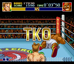 Super Punch-Out!! - in just 3 second - User Screenshot