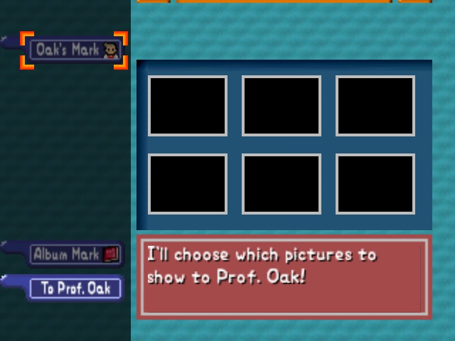Pokemon Snap - WHY?? T.T - User Screenshot
