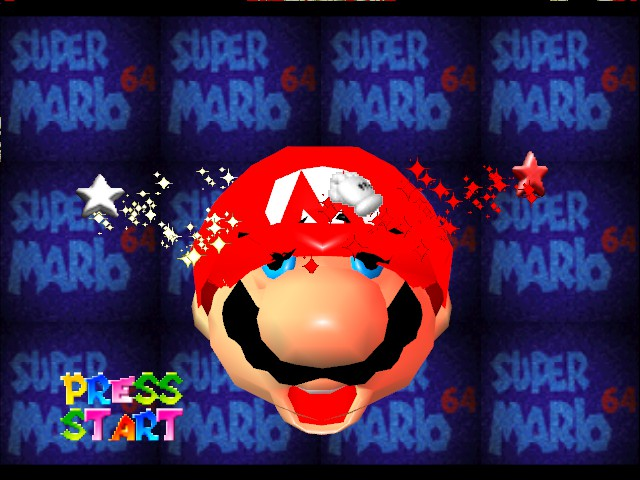 Super Mario 64 - KO! - User Screenshot