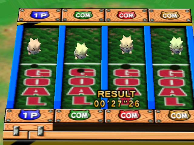 Pokemon Stadium 2 - Two way tie 0_o. - User Screenshot