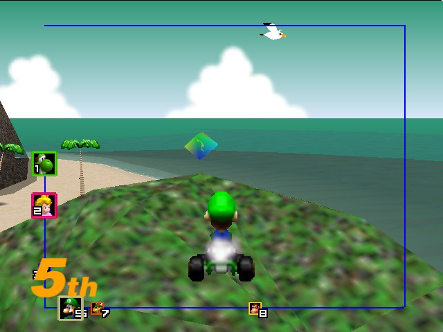 Mario Kart 64 - Misc  - I MADE IT!! - User Screenshot