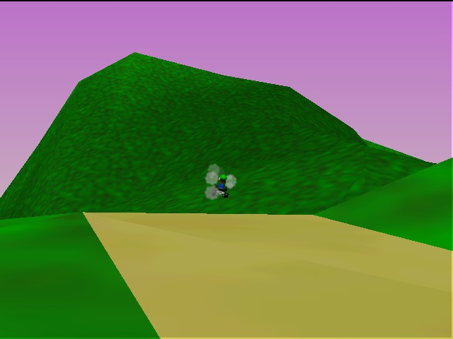 Mario Kart 64 - Ending  - MAMA MIA! - User Screenshot