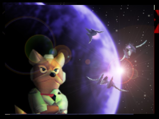 Super Smash Bros. - Ending  - Finishing with Fox - User Screenshot