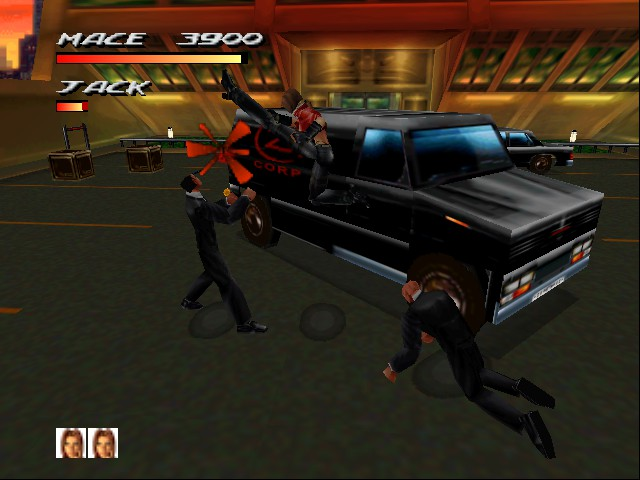 Fighting Force 64 -  - User Screenshot