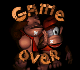 Donkey Kong Country - it