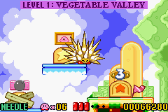 Kirby - Nightmare in Dream Land - Spike Kirby! - User Screenshot