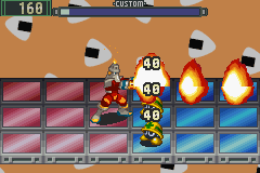 Mega Man Battle Network - I