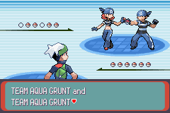 Pokemon Emerald - Battle  - BRO BALLS!!!!!! - User Screenshot
