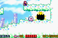 Kirby - Nightmare in Dream Land - death by cute!! - User Screenshot