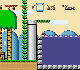 Super Mario World 3 - Bowser