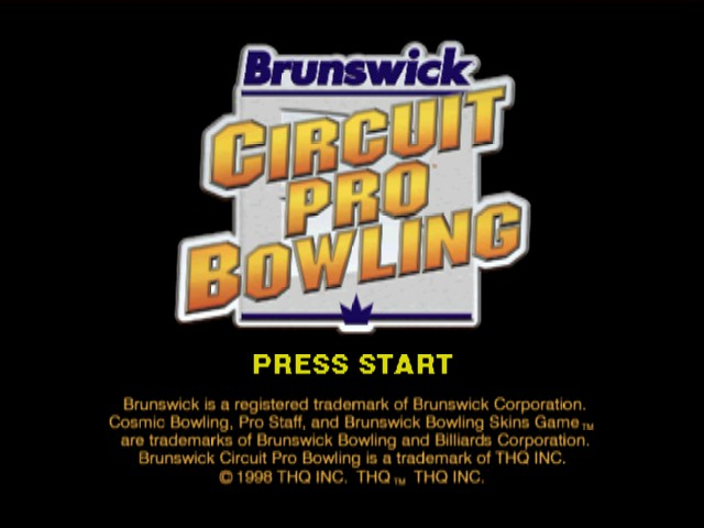 Brunswick Circuit Pro Bowling -  - User Screenshot